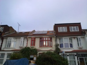 renewable energy solutions in Totenham