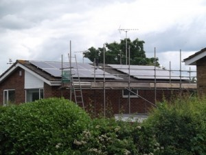 renewable energy solutions in Wheathampstead
